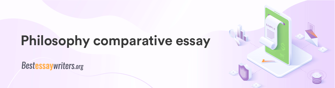 Philosophy comparative essay