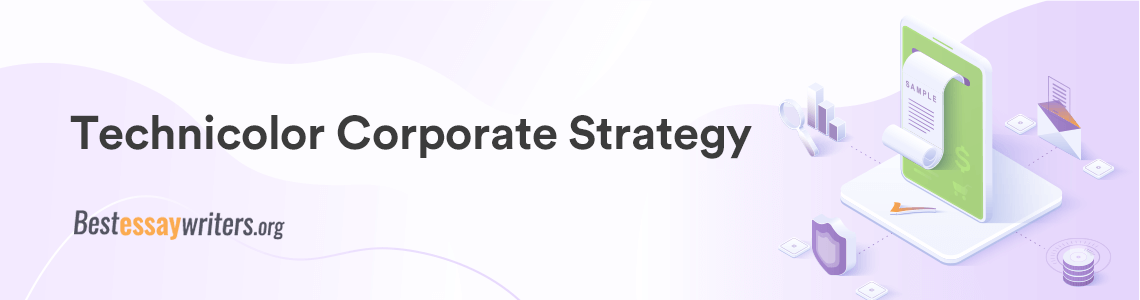 Technicolor Corporate Strategy
